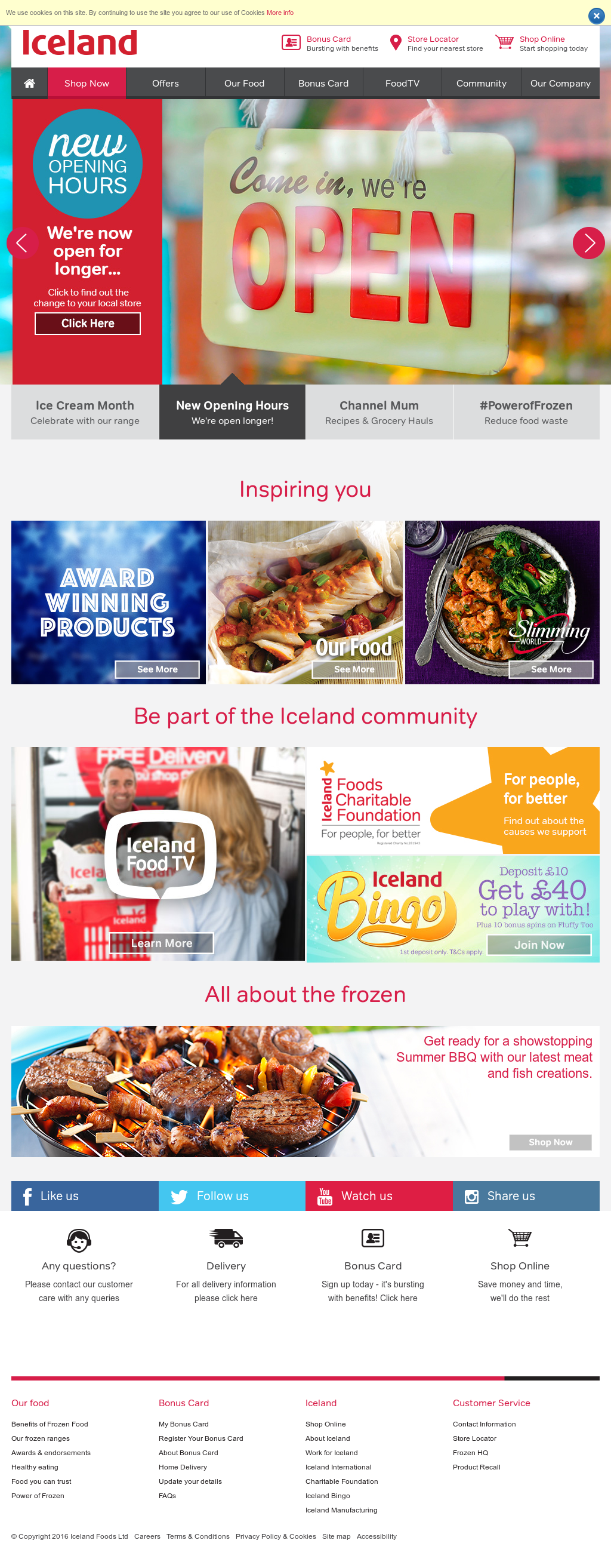 Iceland Foods Competitors, Revenue and Employees - Owler
