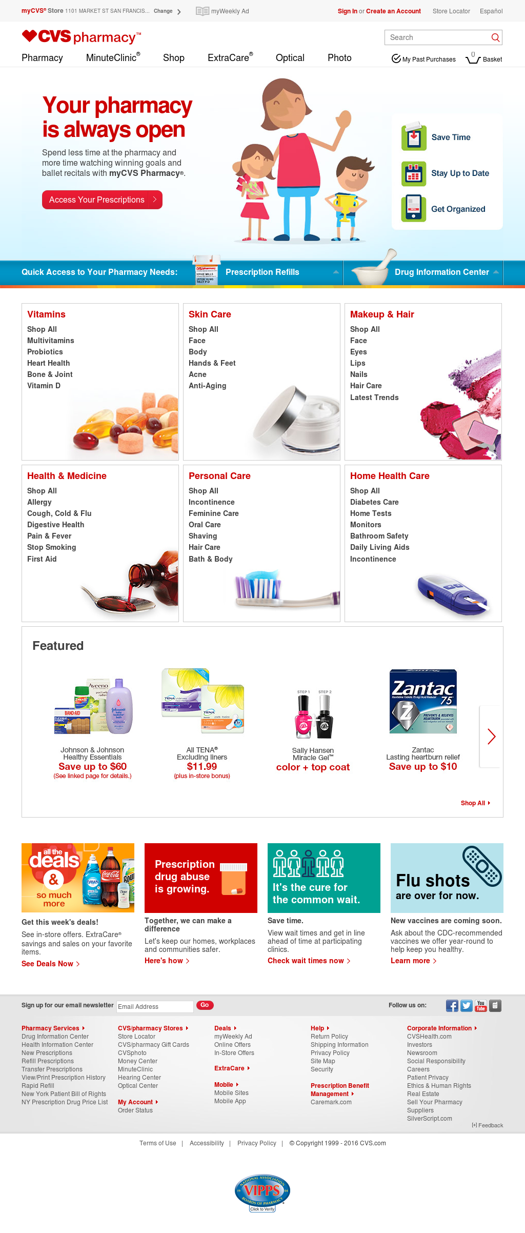 CVS Pharmacy Competitors, Revenue and Employees - Owler