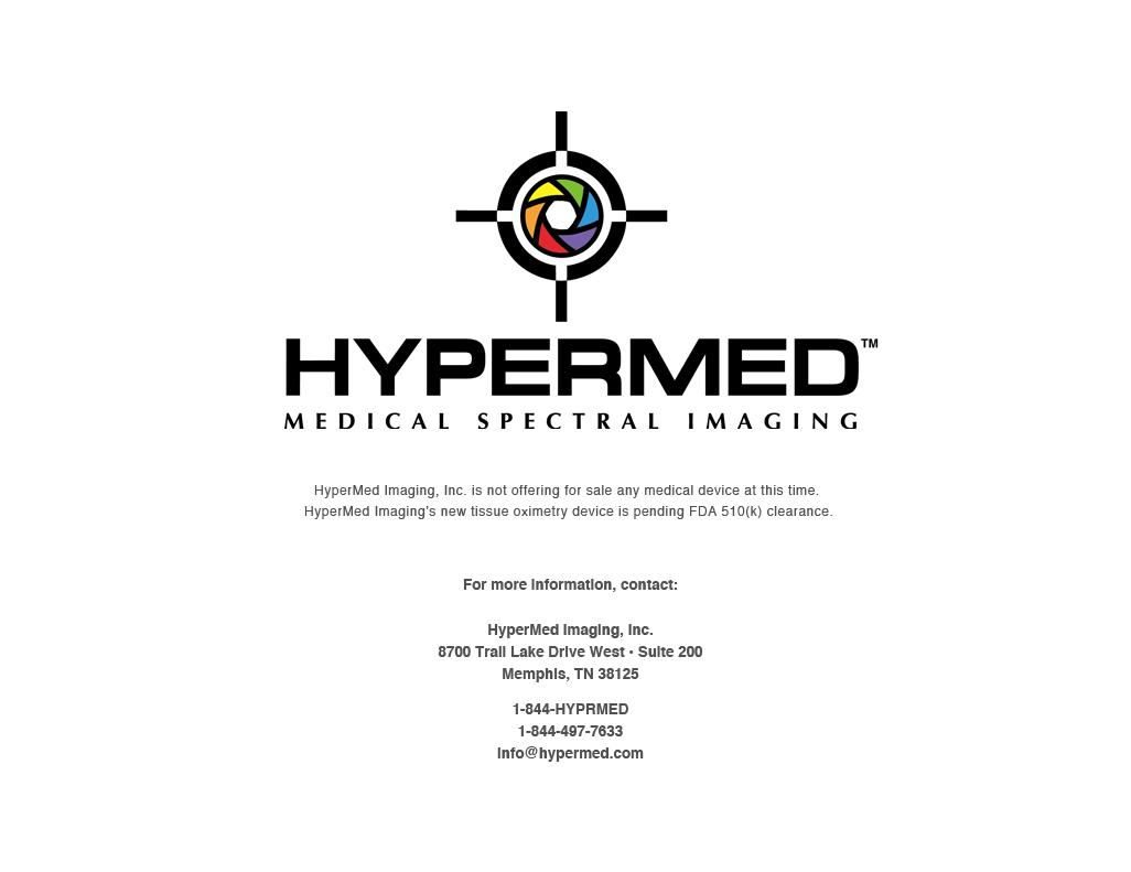 Owler Reports - HyperMed Imaging Blog HyperMed Imaging, Inc