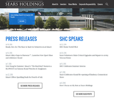 A profile overview of sears holdings corporation