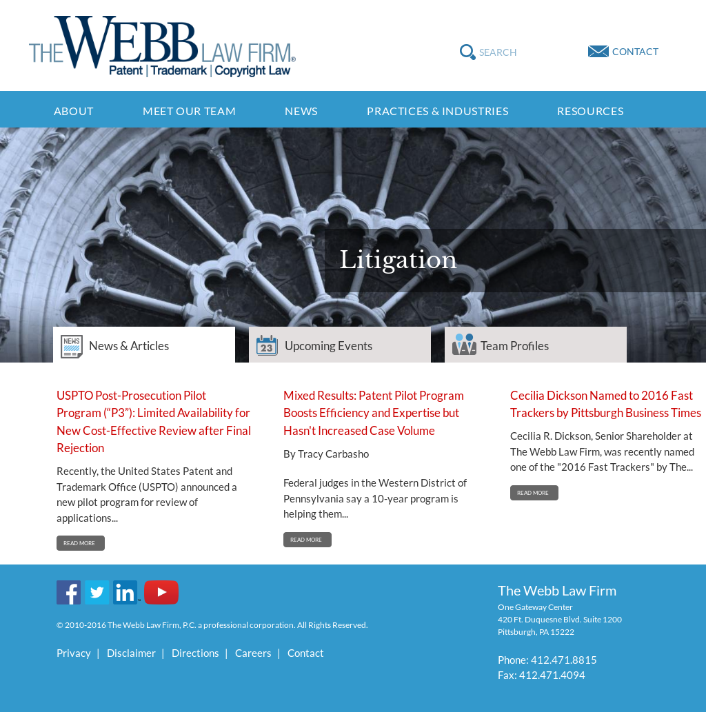 The Webb Law Firm Competitors, Revenue and Employees - Owler