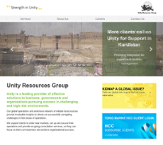 Unity Resources Group Competitors, Revenue and Employees
