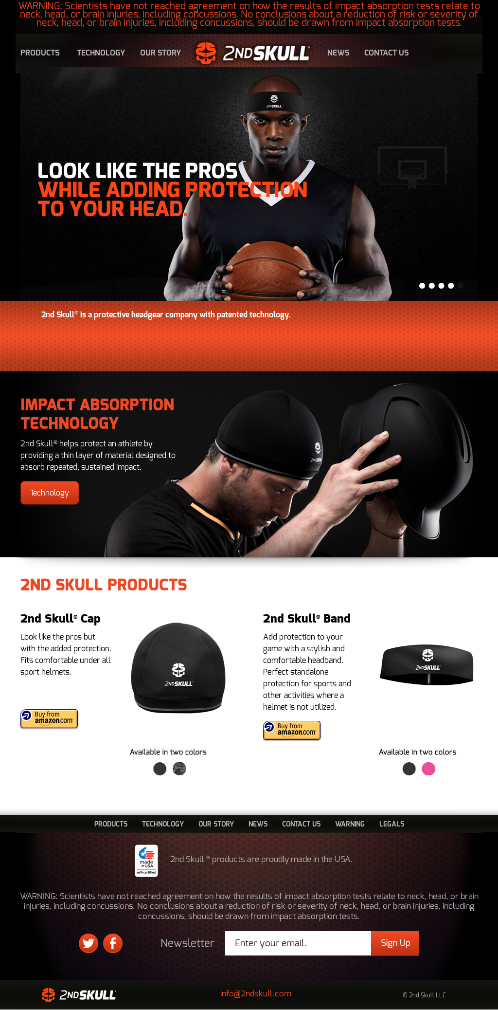85584b74b6e ... Press Release  2nd Skull   2ND SKULL® Protective Skull Cap for Football  available at selected Dick s Sporting Goods Stores and DicksSportingGoods .com
