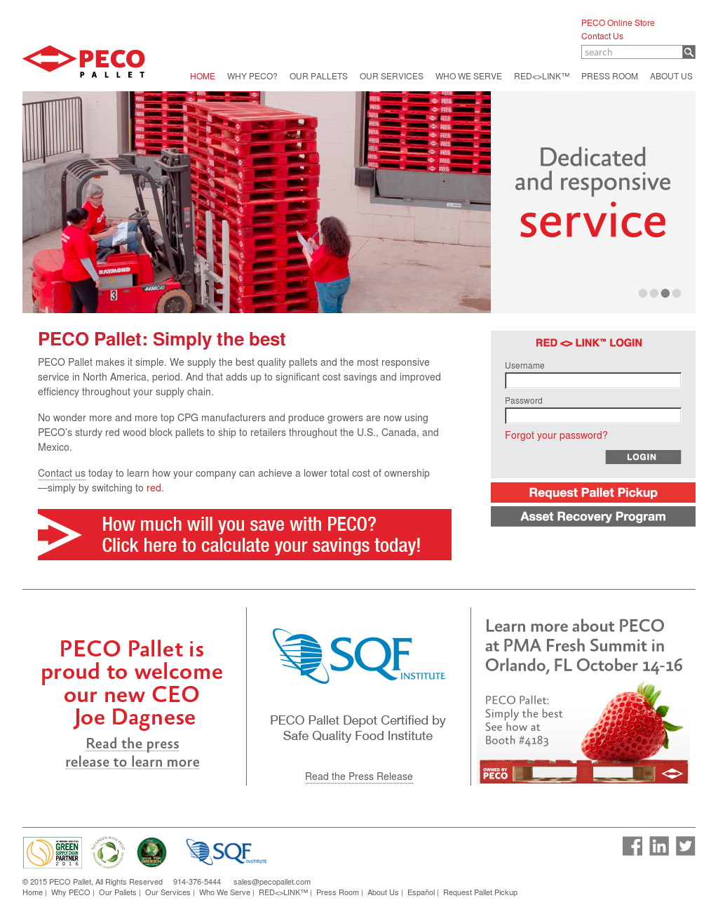 PECO Pallet Competitors, Revenue and Employees - Owler
