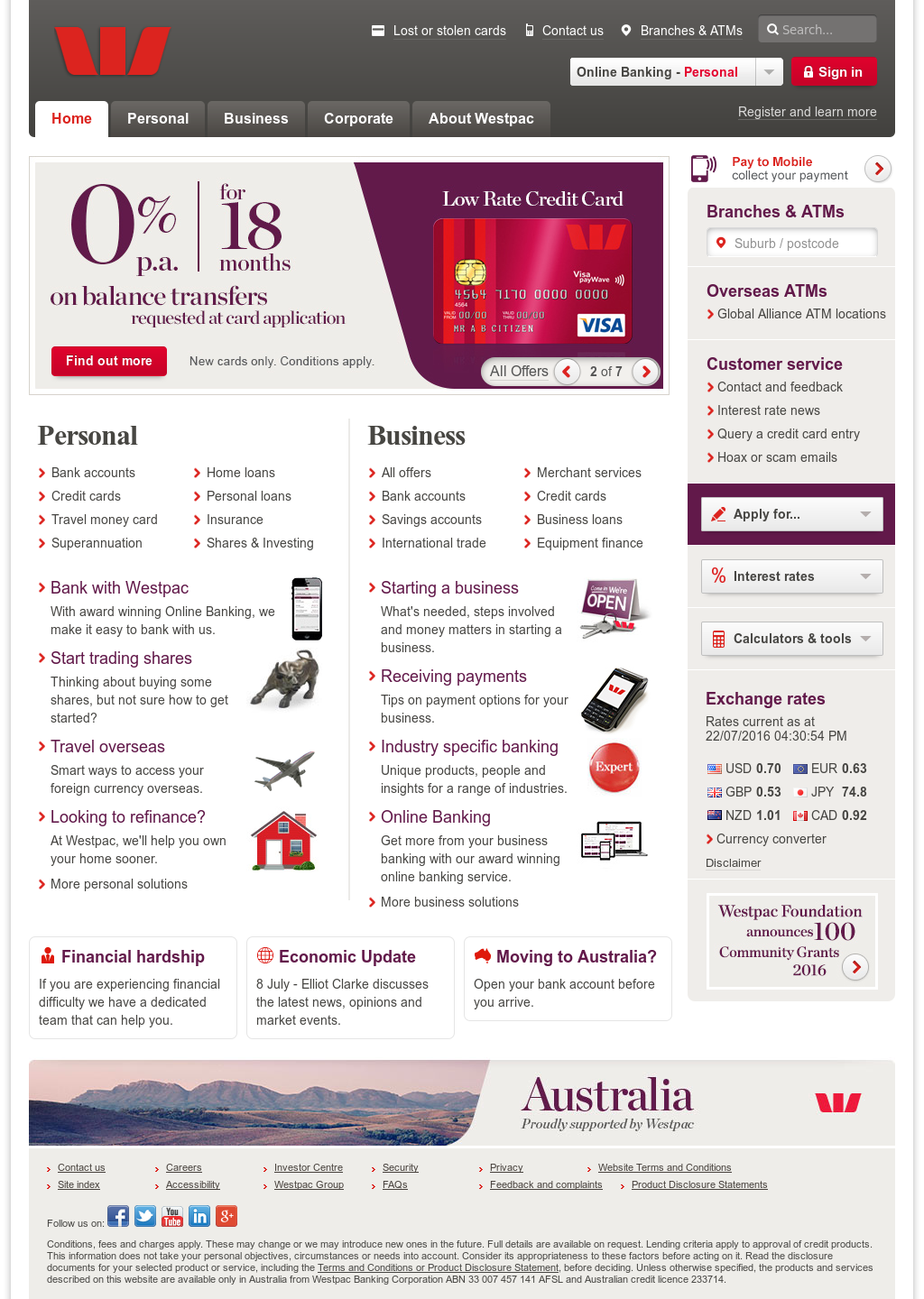 Westpac Competitors, Revenue and Employees - Owler Company