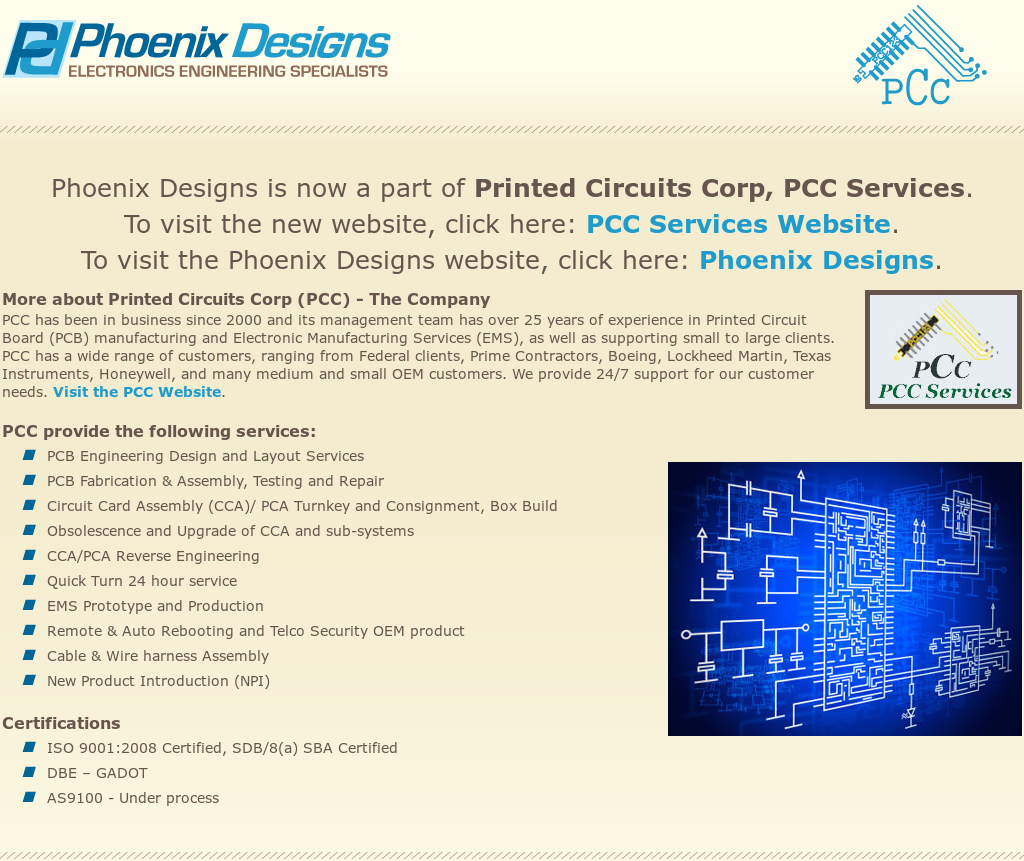 Phoenixdesigns Competitors Revenue And Employees Owler Company Boeing Wire Harness Profile