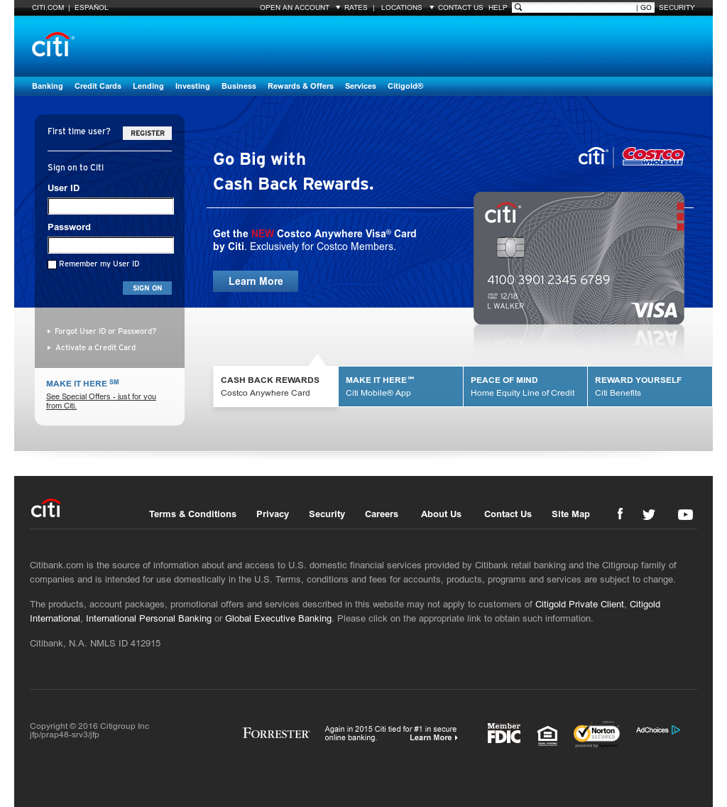 Citibank Competitors, Revenue and Employees - Owler Company Profile