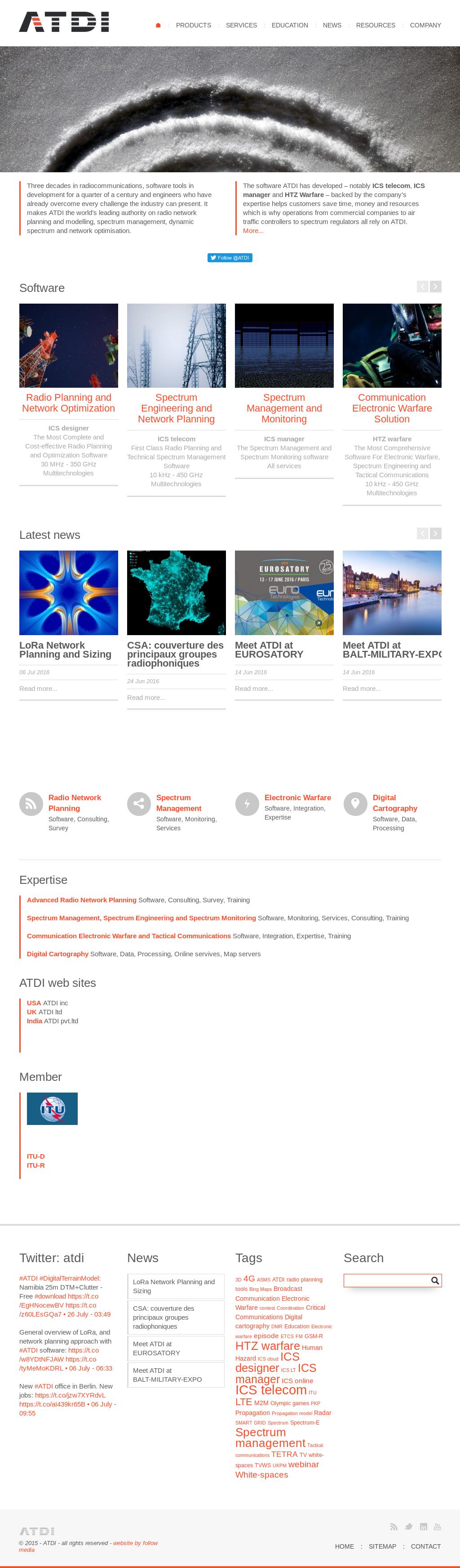 ATDI Competitors, Revenue and Employees - Owler Company Profile