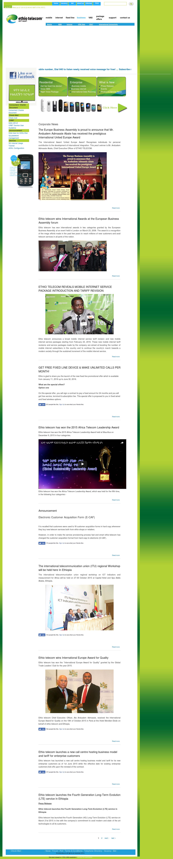 Owler Reports - Ethiotelecom: Ethio Telecom outsources fixed-line