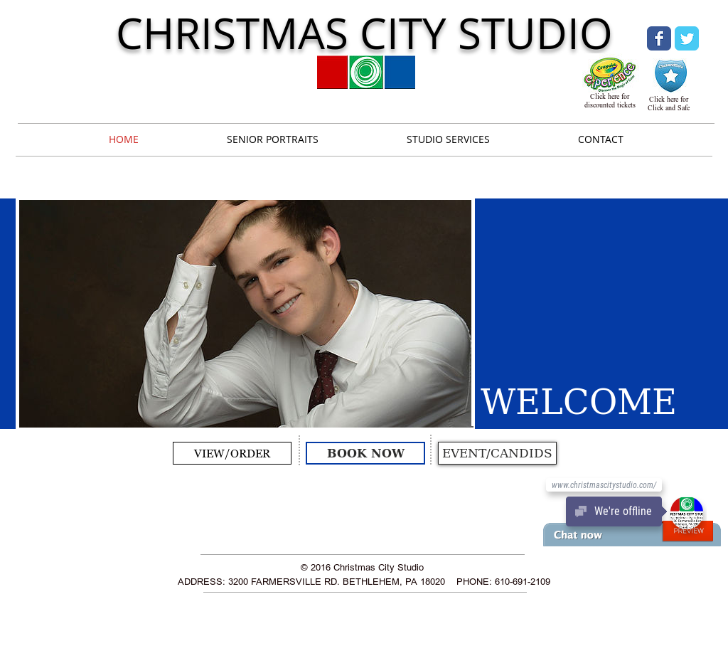 Christmas City Studio.Christmas City Studio Competitors Revenue And Employees