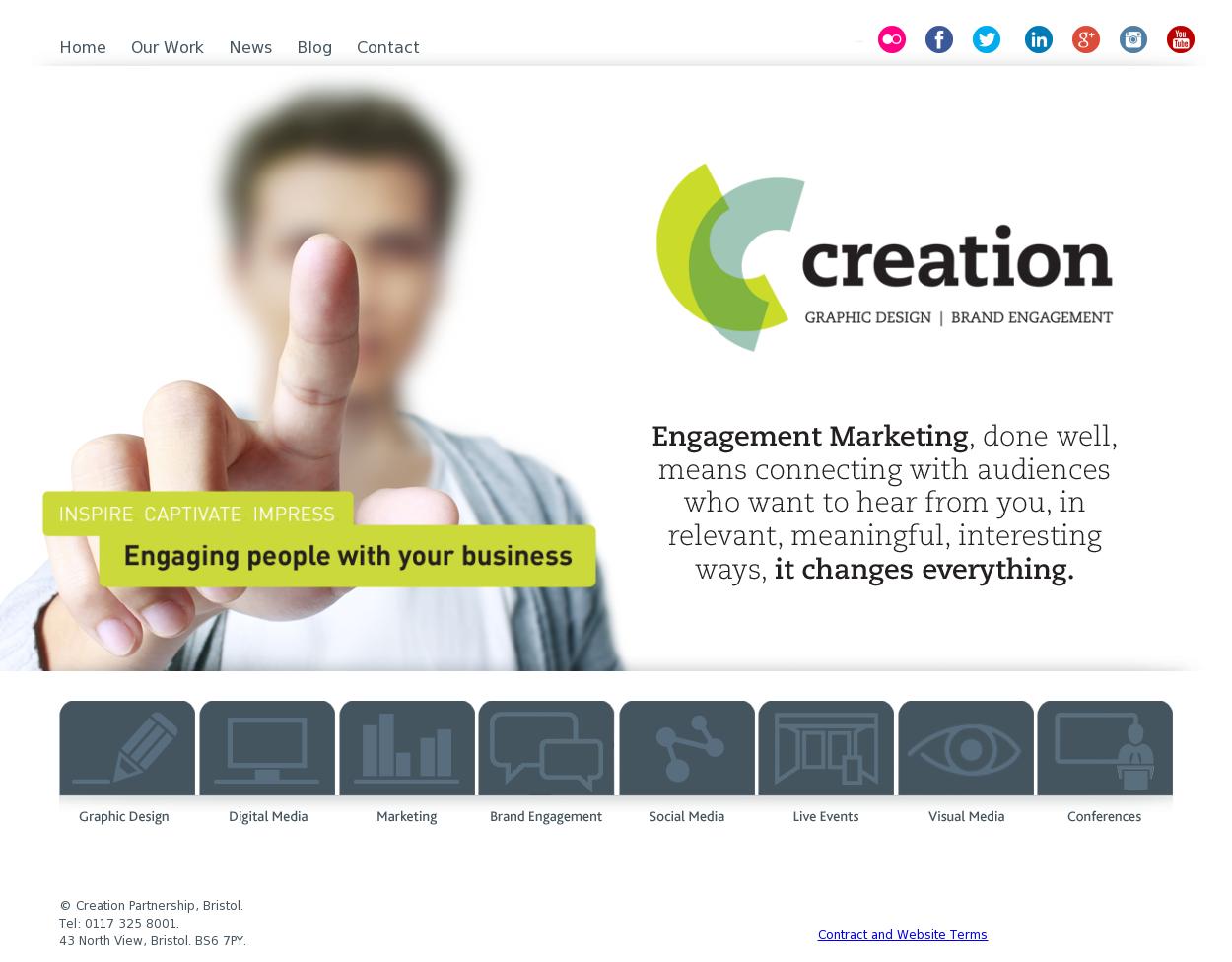 Jan 2015 for Design consultancy company profile