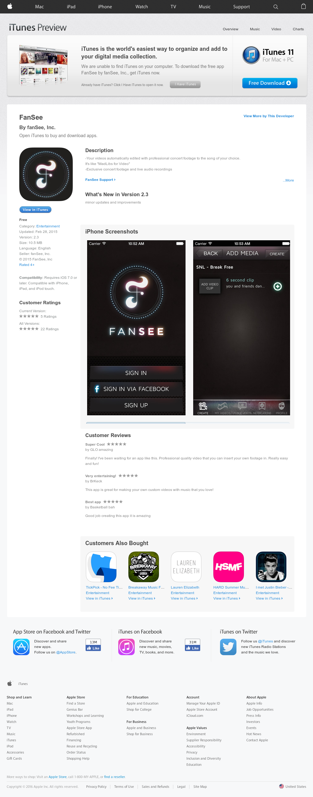 Fansee Competitors, Revenue and Employees - Owler Company