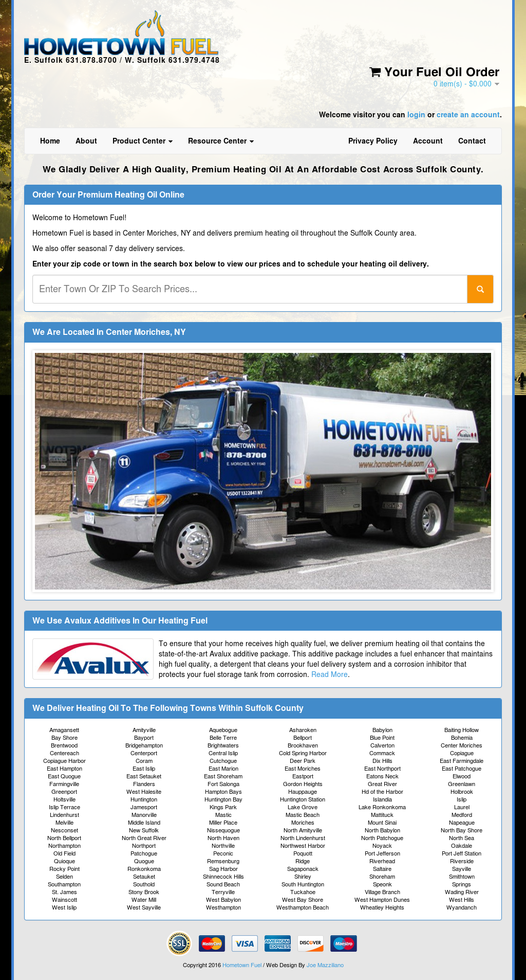 Hometown Fuel Competitors, Revenue and Employees - Owler
