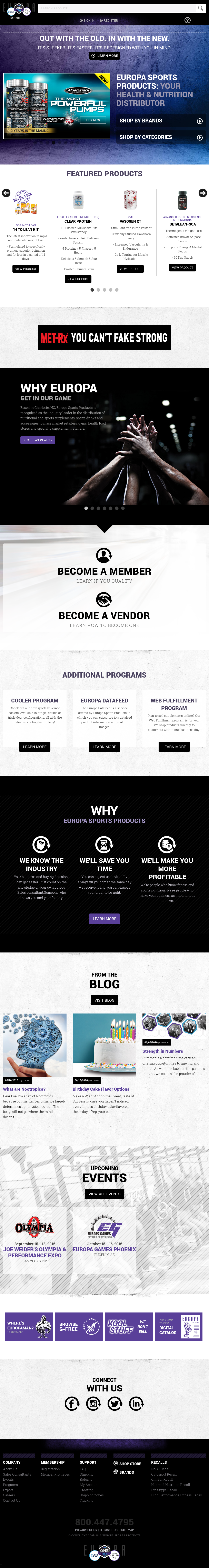 Europa Competitors, Revenue and Employees - Owler Company Profile