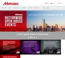 Mimaki Competitors, Revenue and Employees - Owler Company Profile