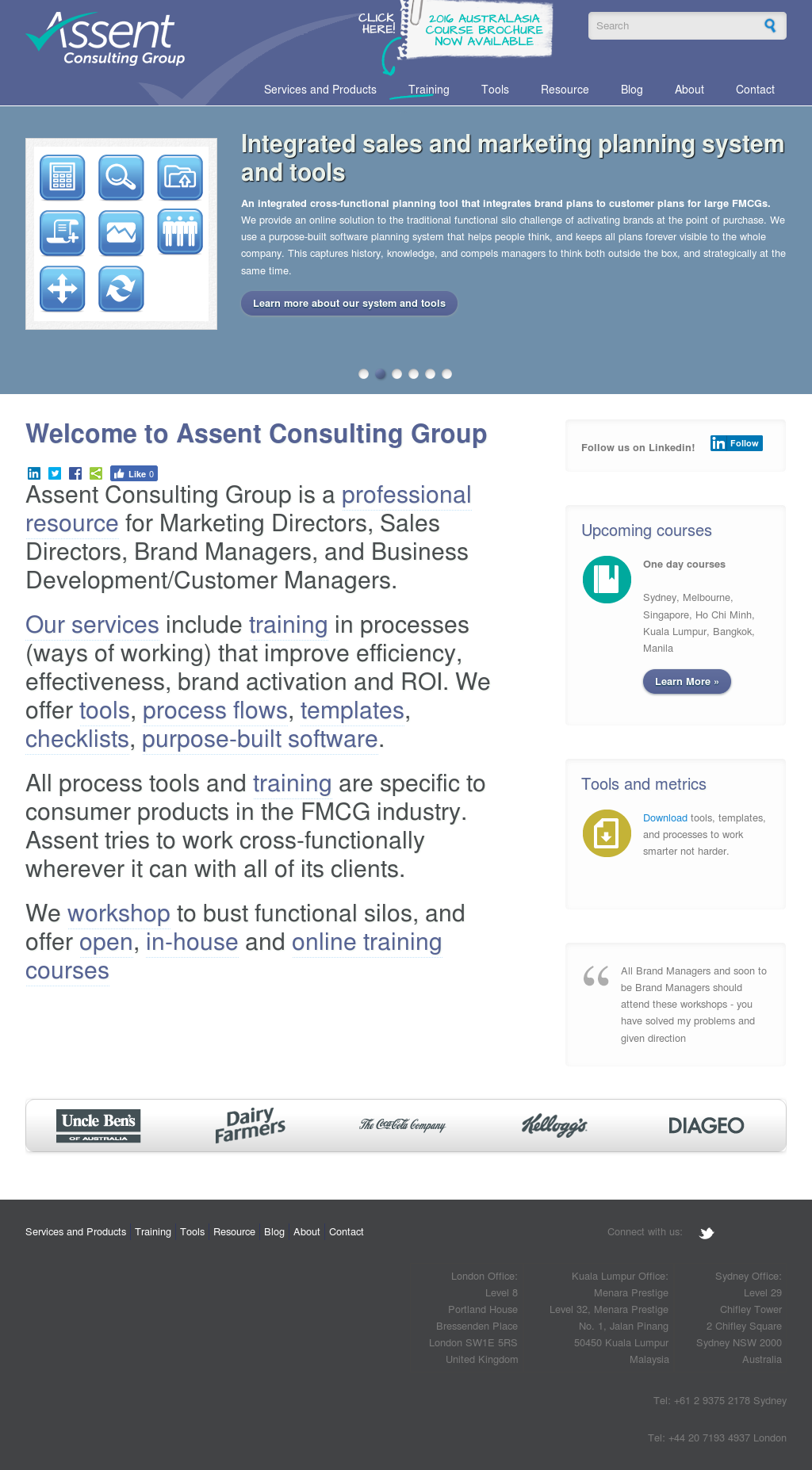 Assent Consulting Group Competitors, Revenue and Employees