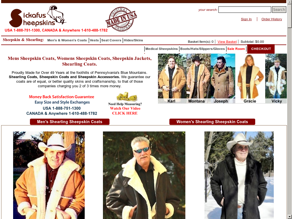 72b9479f1c2521 Sickafus Sheepskins/pat Garrett Sheepskin Outlet Competitors, Revenue and  Employees - Owler Company Profile