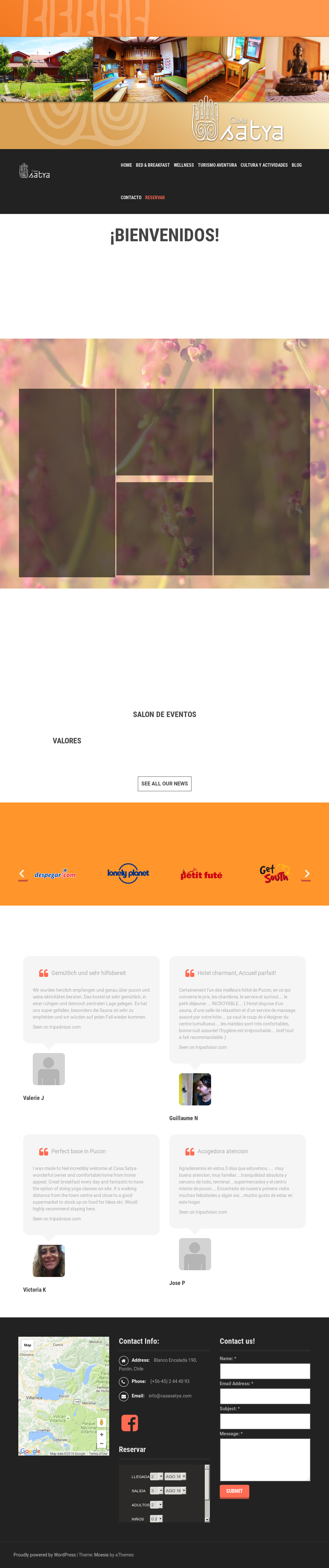 Prix D Un Sauna casa satya pucon competitors, revenue and employees - owler