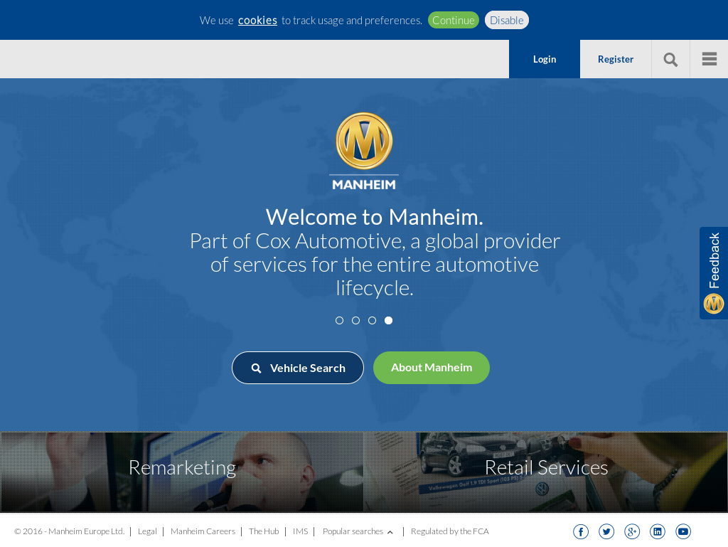 Manheim Competitors, Revenue and Employees - Owler Company
