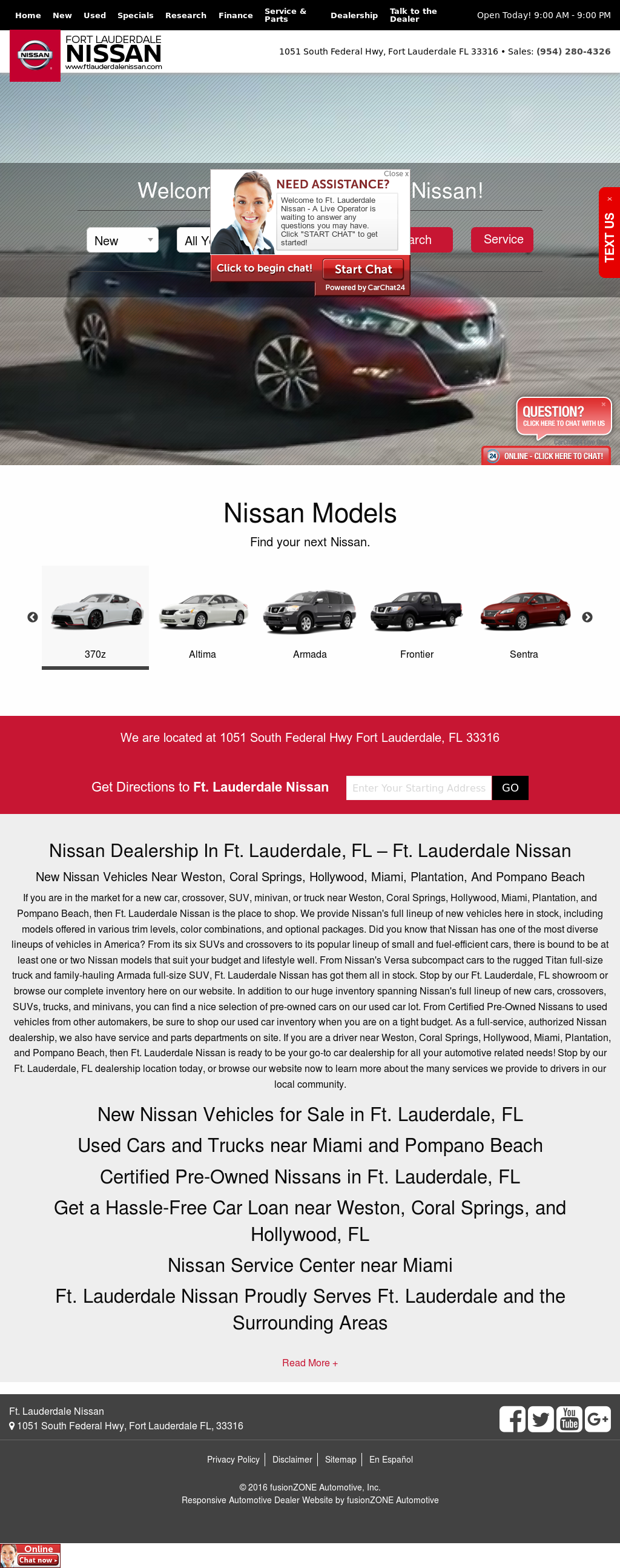 Ft Lauderdale Nissan >> Ft Lauderdale Nissan Update Cars For 2020