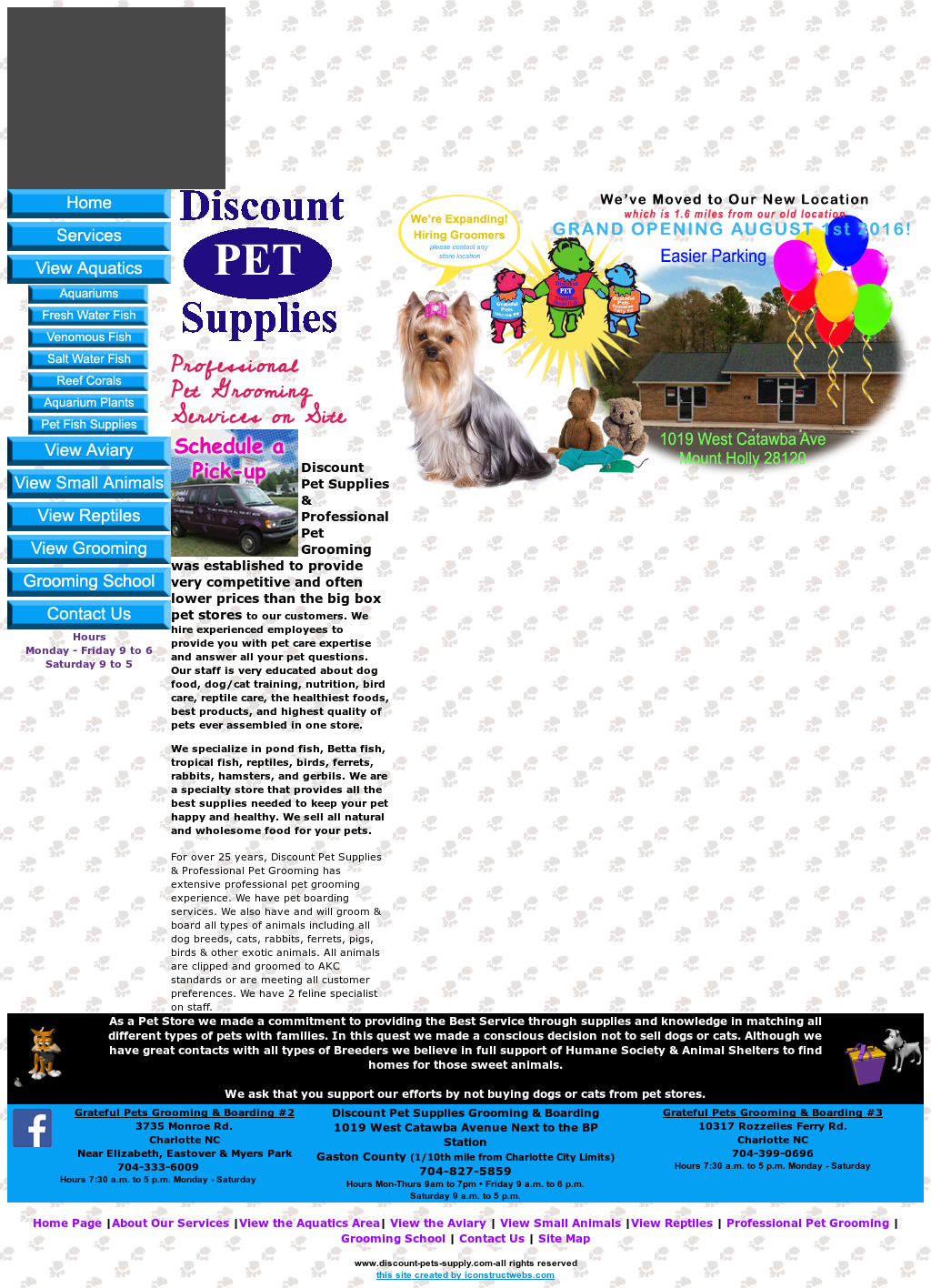Discount Pet Supplies And Grooming Competitors, Revenue and