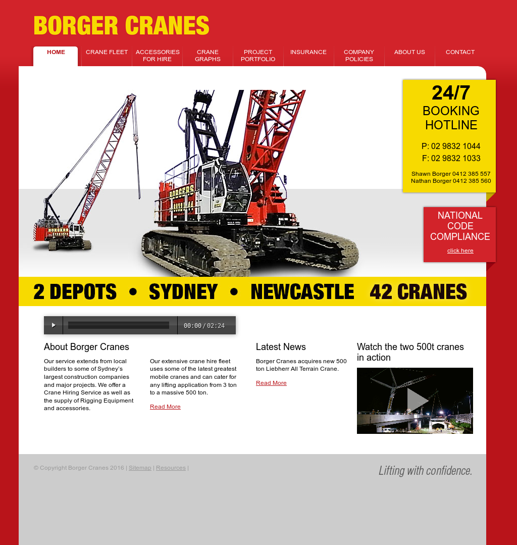 Borger Cranes Competitors, Revenue and Employees - Owler
