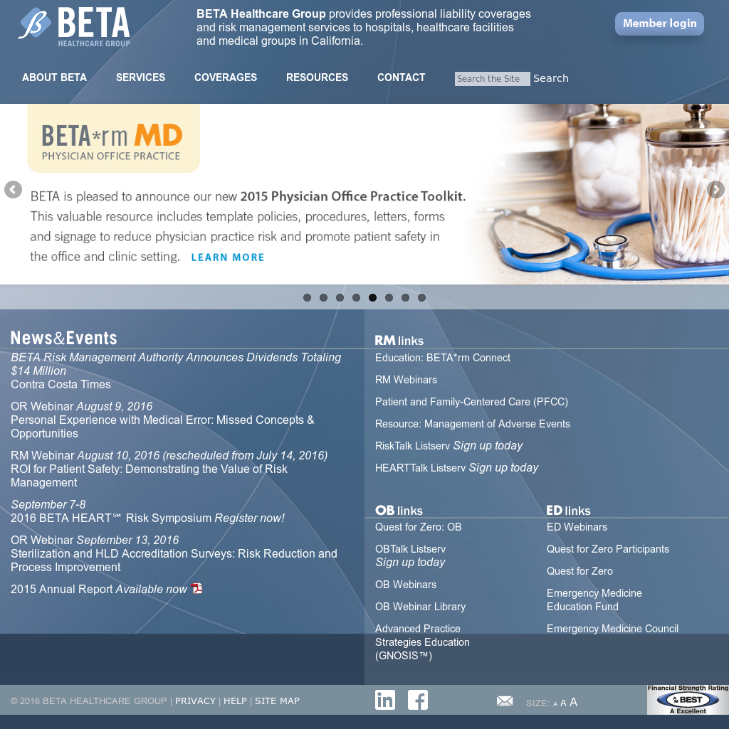 Owler Reports - BETA Healthcare: BETA Healthcare Group Maintains Its