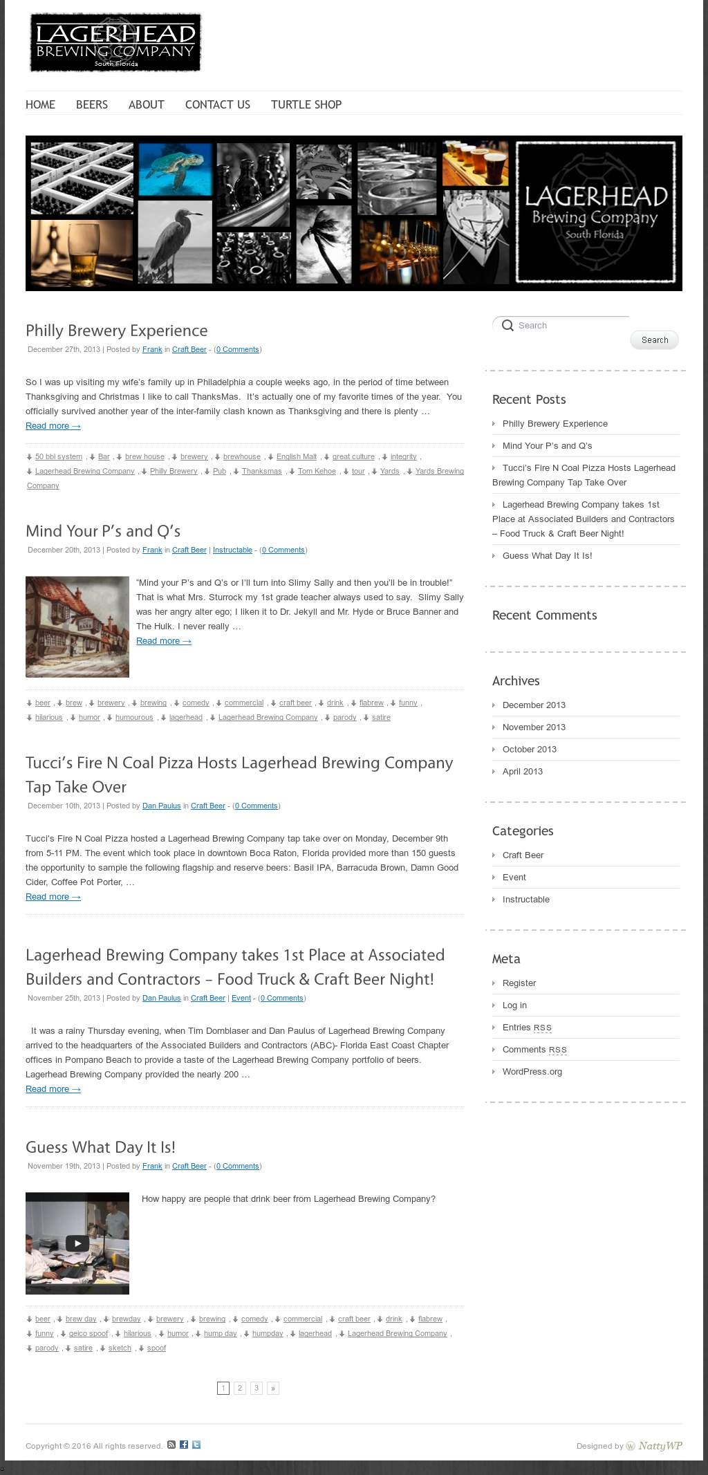 Lagerhead Brewing Company Competitors Revenue And Employees