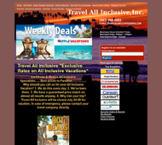 Travelallinclusive com
