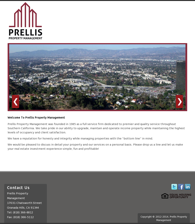 Prellis Property Management
