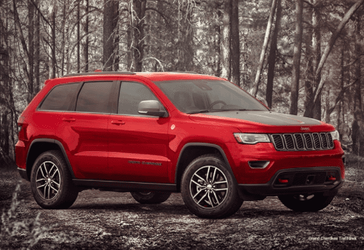 Grand Cherokee Jeep Limited Lujo V6 4X2