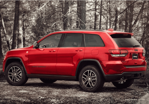 Grand Cherokee Jeep Limited Lujo V6 4X2 2