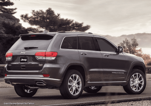 Grand Cherokee Jeep Limited Lujo V6 4X2 4