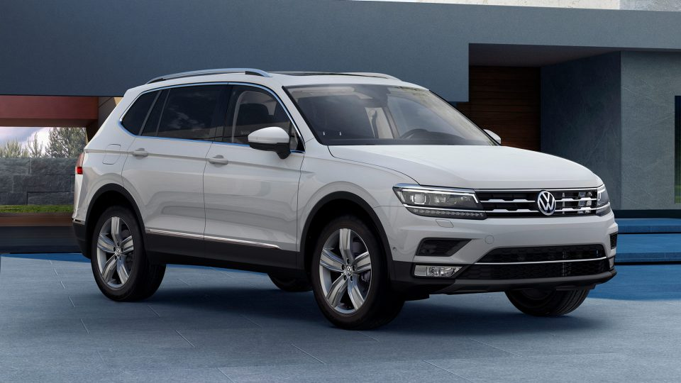 Tiguan Volkswagen Trendline Plus