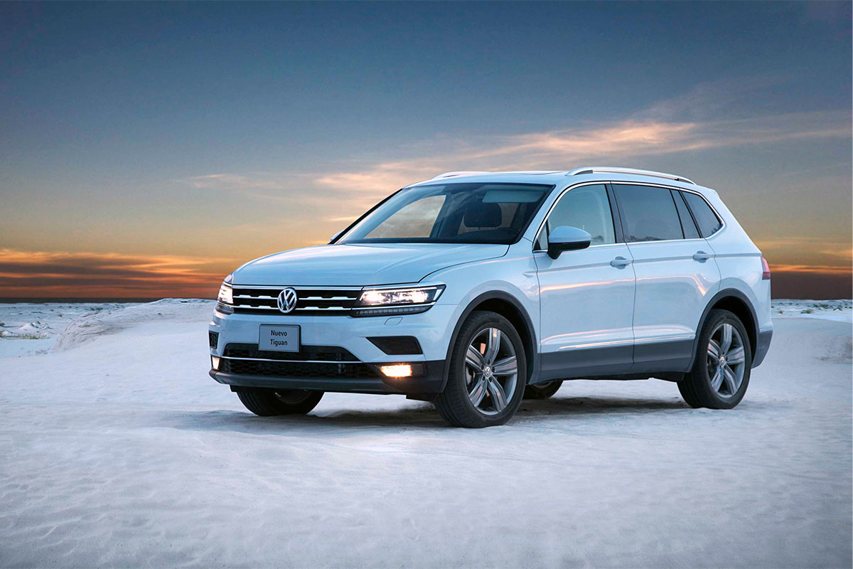 Tiguan Volkswagen Trendline Plus 3