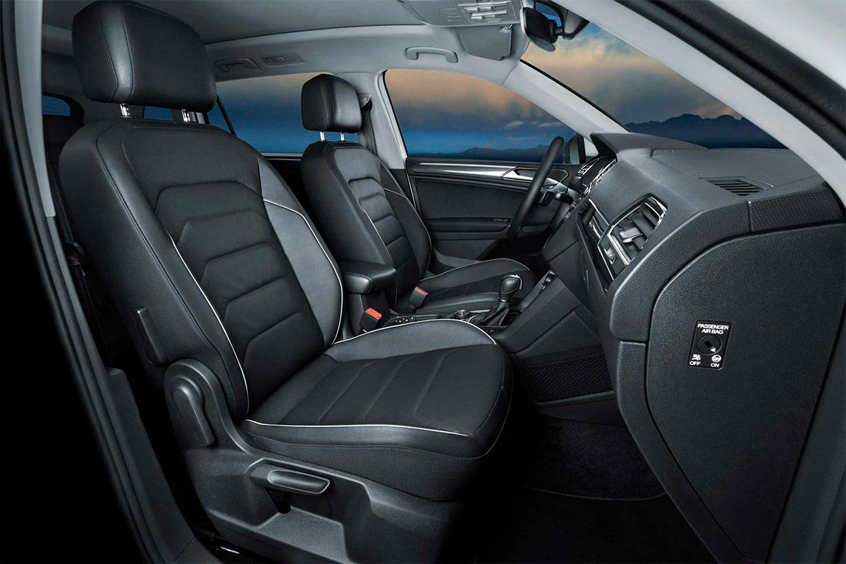 Tiguan Volkswagen Trendline Plus 4