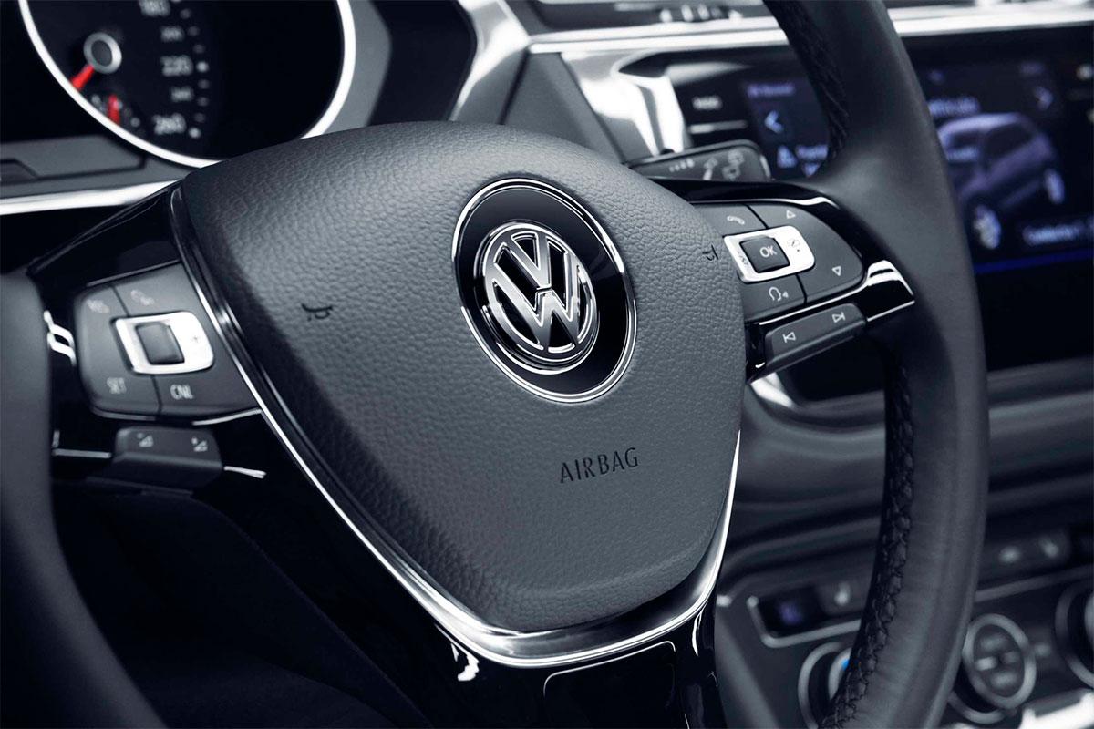 Tiguan Volkswagen Trendline Plus 5