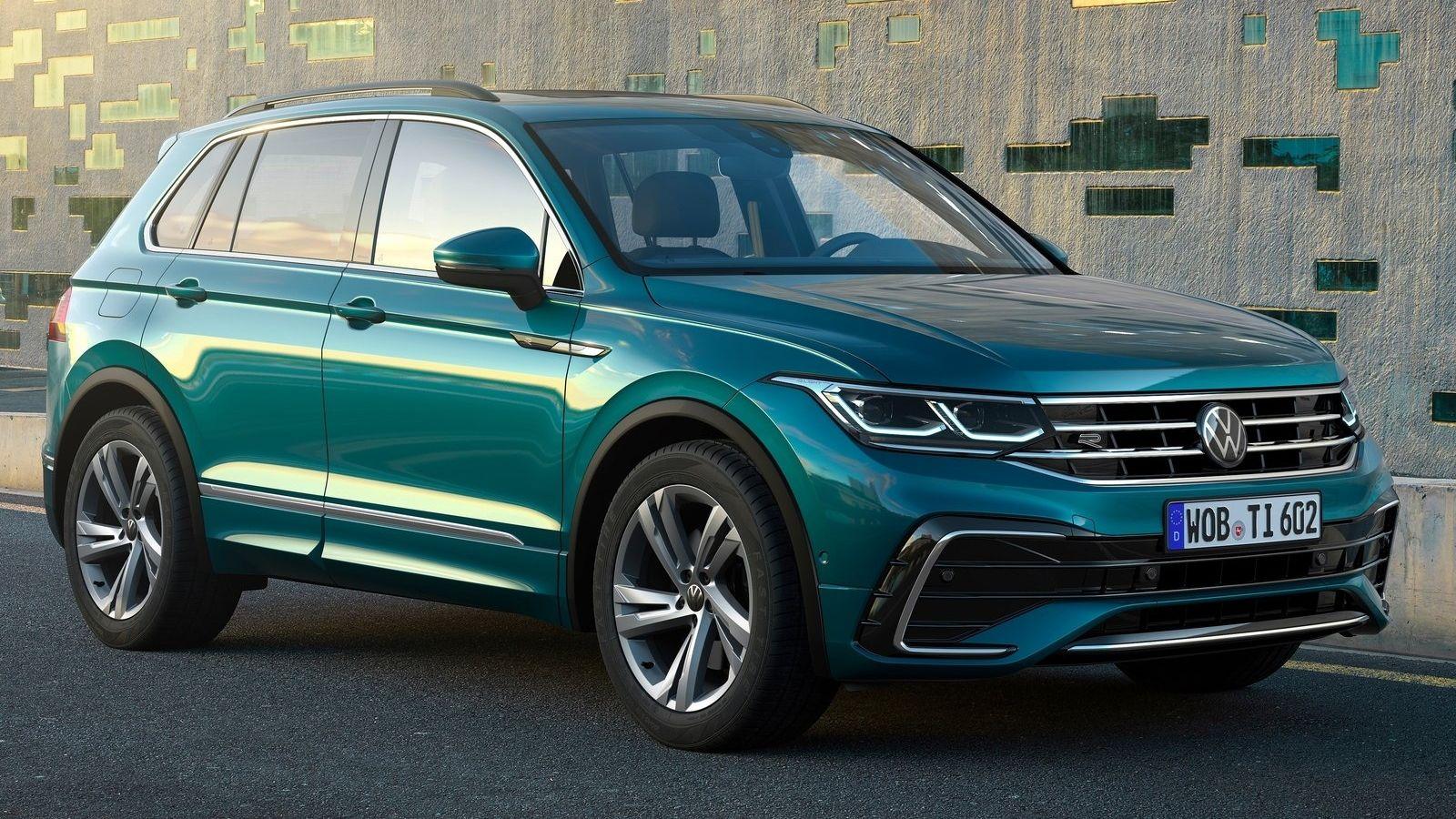 Tiguan Volkswagen Trendline-Plus
