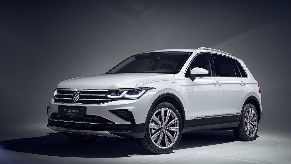 Tiguan Volkswagen Trendline-Plus 9