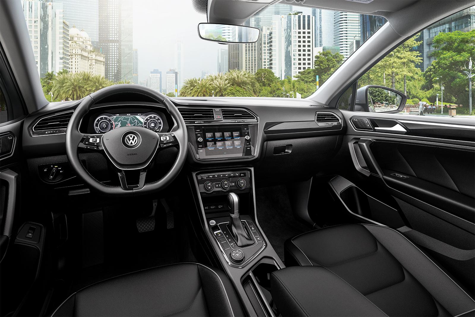 Tiguan Volkswagen Trendline-Plus 10