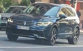 Tiguan Volkswagen Trendline-Plus 1