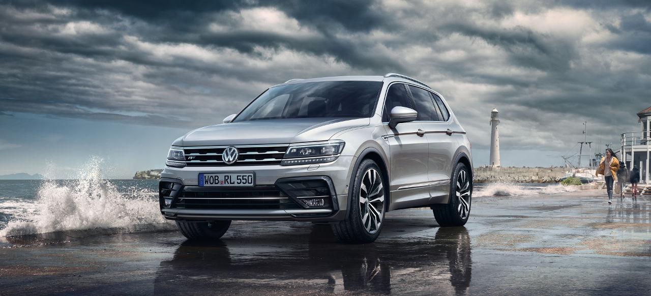 Tiguan Volkswagen Trendline-Plus 2