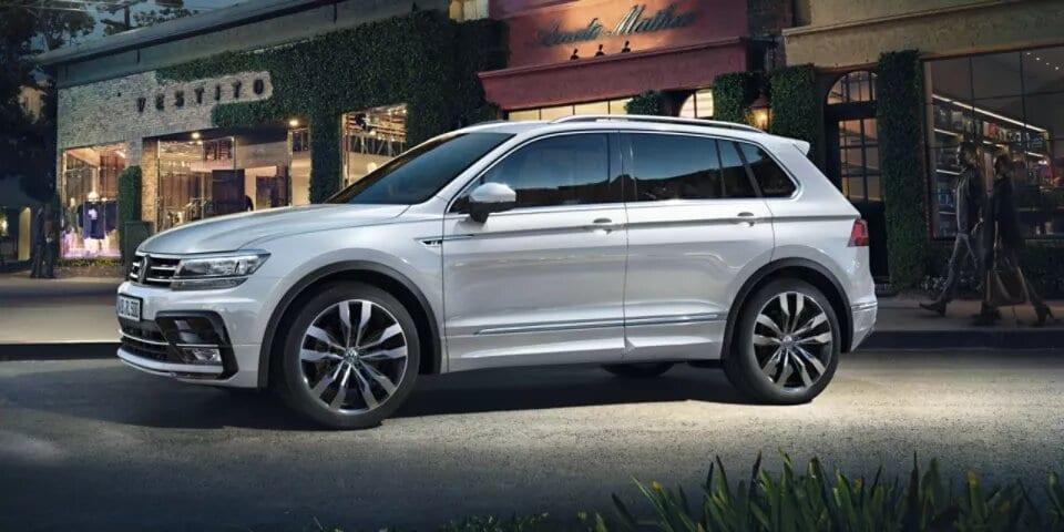 Tiguan Volkswagen Trendline-Plus 3