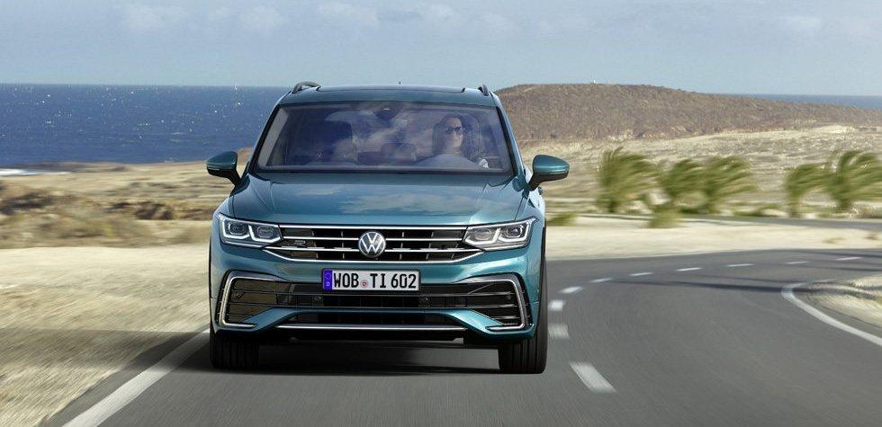 Tiguan Volkswagen Trendline-Plus 4