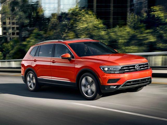 Tiguan Volkswagen Trendline-Plus 6
