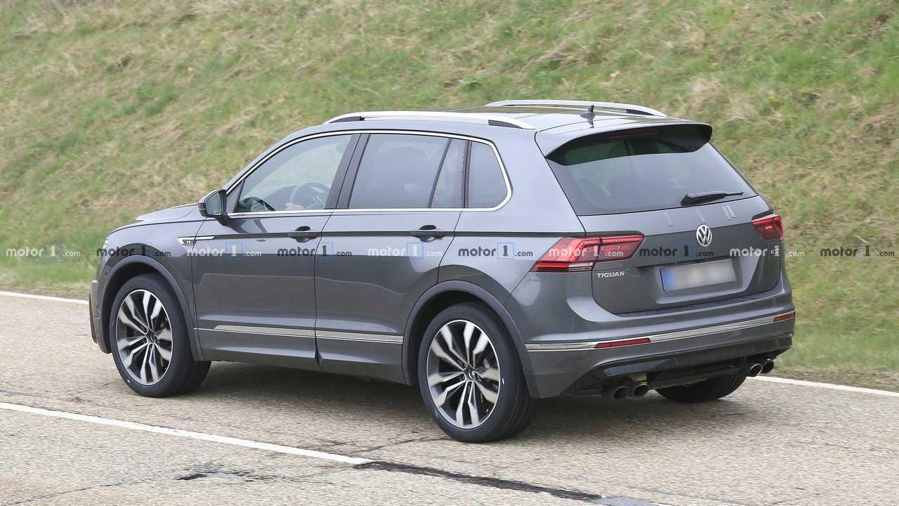 Tiguan Volkswagen Trendline-Plus 7