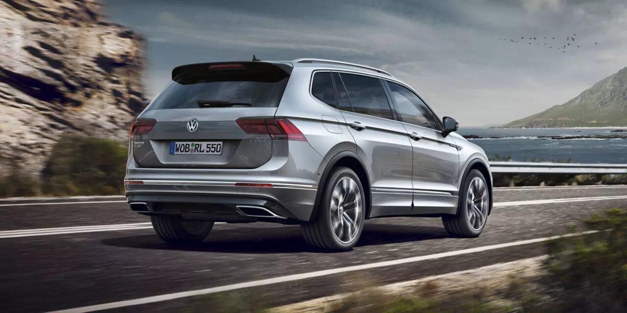 Tiguan Volkswagen Trendline-Plus 8