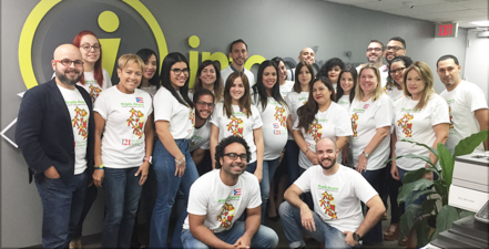Infopaginas team joins the Puerto Rican Down Syndrome Down Foundation