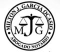 Lcdo. Milton J. García Ocasio