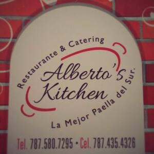 Albertos Kitchen
